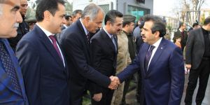Vali Güzeloğlu'dan Bismil'e Ziyaret