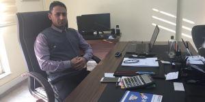 Bismil Vergi Dairesi Müdürü Akhan göreve başladı