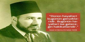 Hasan El Benna digel hilweşîna xîlafetê hareketeke nû ya îhyakirinê da destpêkirin