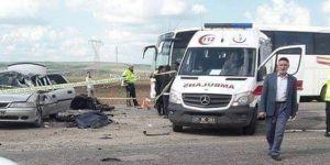 Motosiklet ile kaza geçiren imam hayatını kaybetti