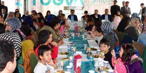 Çocuk evlerindeki 59 çocuğun doğum günü kutlandı
