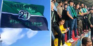 Bismil 21 Spor Kulübü Adını Bal Ligine Yazdırdı