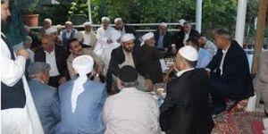 Bismil Şeyh Muhammed Arapkent Külliyesinden İftar Yemeği