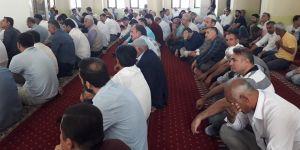 Bismil'de 15 Temmuz Şehitleri İçin Mevlit Okutuldu