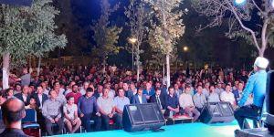 Bismil'de 15 Temmuz etkinliği düzenlendi