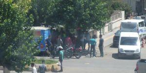 Bismil'de Plakasız ve Ruhsatsız Motosikletler Toplanıyor