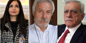 HDP'li 3 büyükşehir belediyeye kayyum atandı