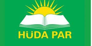 HÜDA PAR'dan kayyum açıklaması