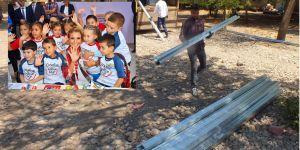 Gülben Ergen Bismil'deki Öğrencileri Unutmadı