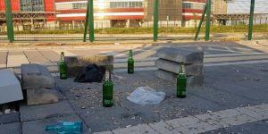 Açık alanda alkol içilmesine neden göz yumuluyor?