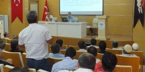 Bismil'de 13. Çağrı bilgilendirme toplantısı düzenlendi