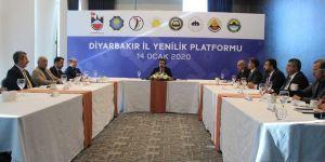 """""""Diyarbakır'da 10 ARGE ve tasarım merkezi kurulacak"""""""