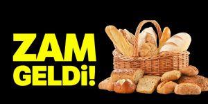 """Bismil'de Ekmeğe yüzde 25 zam Yapıldı """"Vatandaş Tepkili"""""""