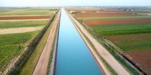 3 milyon 200 bin dekar araziyi suya kavuşturacak 25 sulama projesini TOKİ yapacak