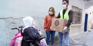 Büyükşehir Belediyesi engellileri unutmadı