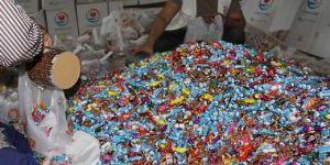 Bayramda şekersiz kalmasın diye, Yetimler Vakfı yetimlere şeker dağıtacak