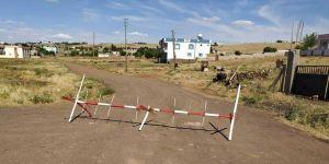 Çınar'da 60 haneli bir köy Coronavirus nedeniyle karantinaya alındı