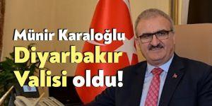 Diyarbakır Valisi değişti