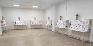 Şehit Neşe Alten Mesleki ve Teknik Anadolu Lisesi Kendi imkânlarıyla Üretim yapıyor.