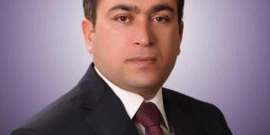 SON DAKİKA!  AK Parti İl Başkanı belli oldu