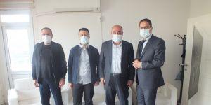 BİK Diyarbakır Şube Müdürü Osman Başeğmez'den Gazetemize Ziyaret