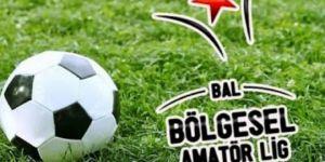 Futbolda Bölgesel Amatör Lig'i ertelendi