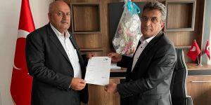 Türkiye Değişim partisi Bismil ilçe başkanlığına Kadri Camcı getirildi.
