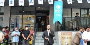 AGD Yıldırım İlçe Temsilciliği ve Lanlako Mekan Kitap-Kafe Açılışı Gerçekleştirildi