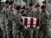 Irak'ta toplam kaç ABD askeri öldü