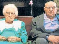 77 yıllık evliliği bitiren sır!