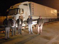 Suriye'ye giden TIR'larda füze hammaddesi
