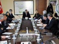 Sulama birliklerinin başkanları Diyarbakır'da toplandı