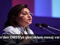 Şahin'den ÖMSS'ye gireceklere mesaj var