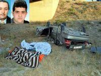 Eşine kızdı kazada 4 kişiyi öldürdü