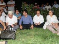 BDP'lilerin oturma eylemi sona erdi