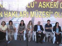 """Mardin Bağımsız Milletvekili Türk.""""Eğer Türkiye Kürtleri Kucaklayacak,"""