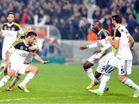 Fenerbahçe Fransa'da turu aldı