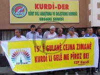 """Kürdi-Der Ergani Şube Başkanı Pala.""""Barış Sürecine Katkıda Bulunarak Bu Konuda Sağduyulu Davranmayı..."""