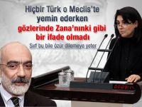Ahmet Altan: Leyla Zana'nın gözleri