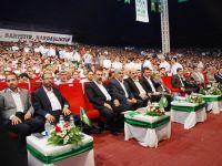 HÜDA-PAR 1. Olağan Büyük Kongresi Sona Erdi