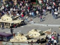 Mısır'da Darbeci Alçak faşistler...