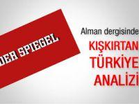 Der Spiegel: Türkiye'de iç savaş riski artıyor