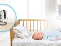 Türk Telekom'dan anne babalara müjde: 24 ay taksitle bebek kamerası