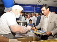 Demirtaş, Ulu Cami iftar çadırında yurttaşlarla buluştu