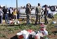 Kamyonet devrildi: 1 ölü 39 yaralı
